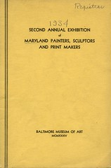MarylandArtists1934
