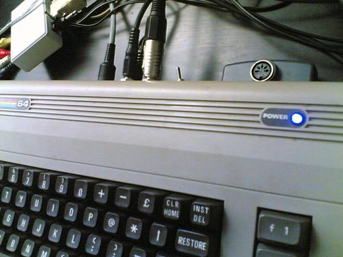 c64 preparado para ir a la ru