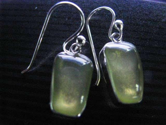 Sterling Silver Summer Meadow Earrings