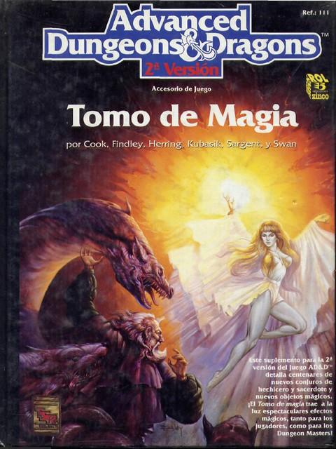Tomo de Magia