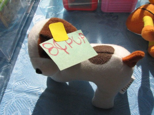 8 cent pup