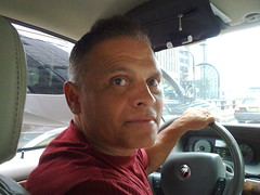Race to Willis Tower: My Awesome Cab Driver
