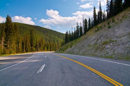 Rocky Mountains in Idaho