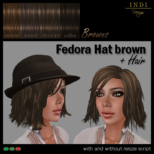 fedora-brown-browns