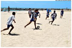 Atividades esportivas serão realizadas na praia de Bairro Novo - Foto: Ádria de Souza/Pref.Olinda