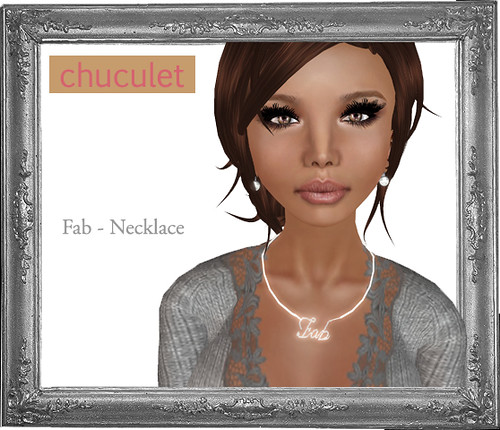 [chuculet] - Fab necklace - 0L$ (FabFree groupgift)