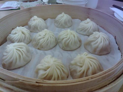Taro Dumplings -- oh sweet jeebus...