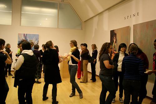 """Spine: Senior Exhibition"": Opening Reception"