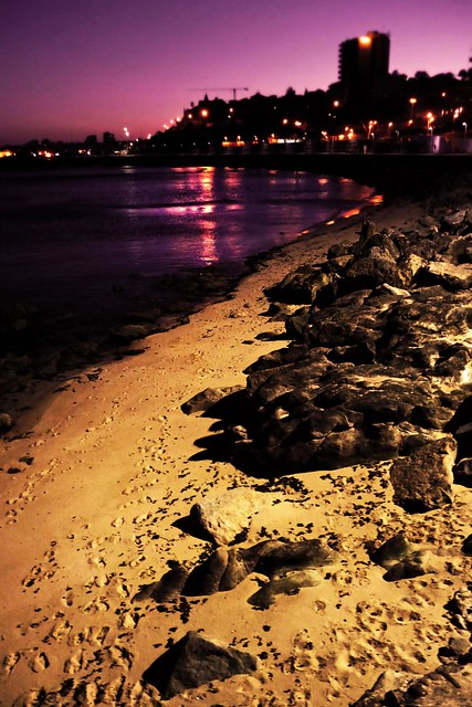 Cascais Nocturne (Cascais, Portugal) - Photo : Gilderic