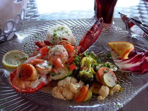 Lobster Neptune