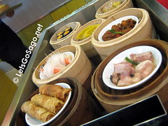 Gloria Maris Dimsum Buffet