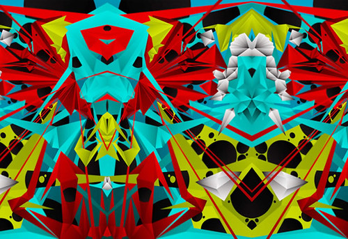 Stylish and Colorful Illustrations by Evgeny Kiselev