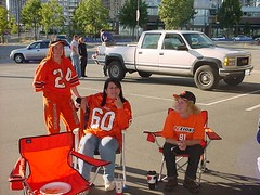 "CFL Tailgating 1 • <a style=""font-size:0.8em;"" href=""http://www.flickr.com/photos/9516353@N03/4035738965/"" target=""_blank"">View on Flickr</a>"