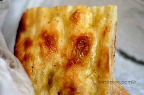 More pizza bianca from Forno Campo de Fiori, Rome, Italy