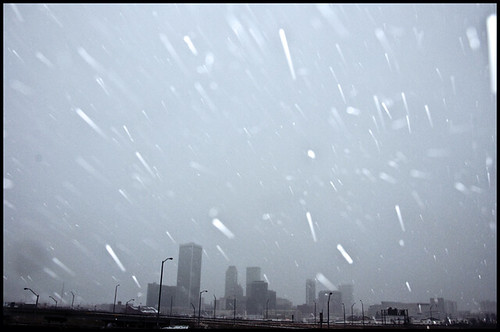 Christmas Eve Blizzard!