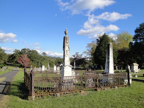 Cemetery Monument, Marion AL