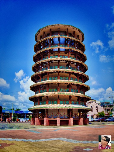 teluk intan tower