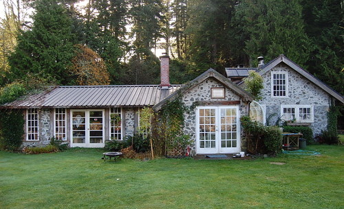 Bamfield house