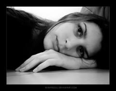 Portrait of Sadness