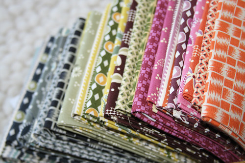 denyse schmidt's hope valley fabrics