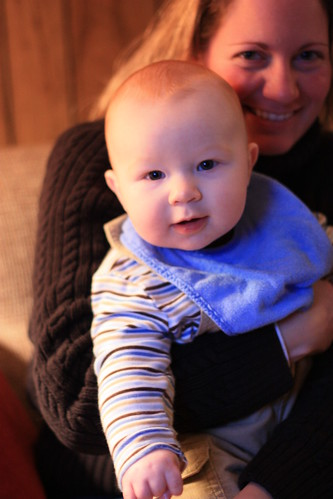 Henry and auntie