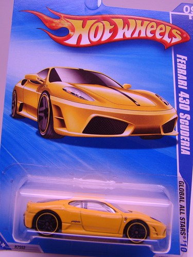 HWs Ferrari 430 Scuderia