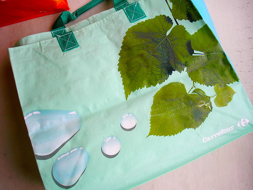 CARREFOUR REUSABLE SHOPPING BAG