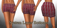 GSS Layer Bottoms (Red)