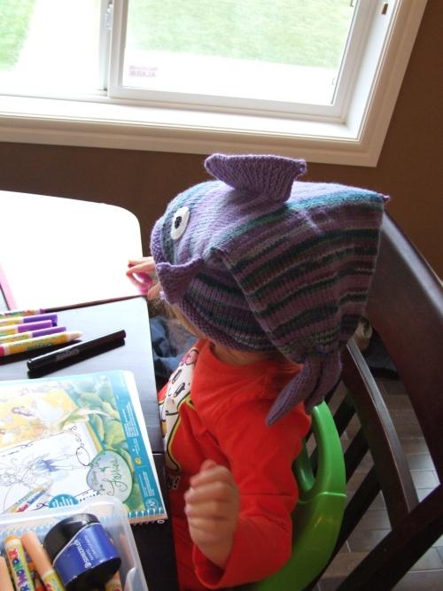 Fish Hat!