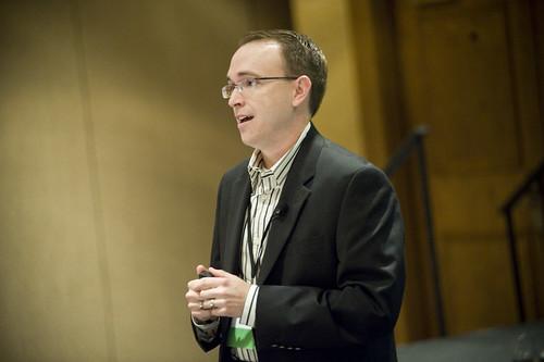 Breakout Presenter, Greg Swan