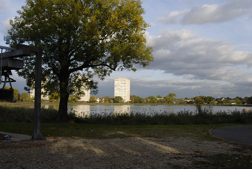 East Reservoir, Stamford Hill