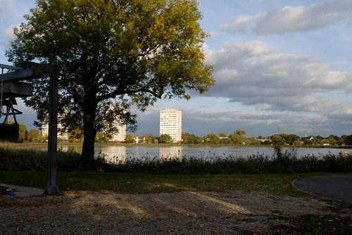 East Reservoir, Stamford Hill