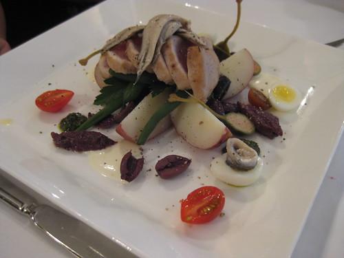Elixir Salad Nicoise