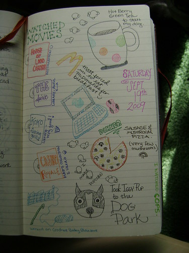 Journal Page