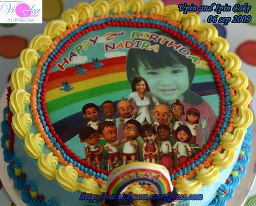 Ipin and Upin Cake Varrickmoms Weblog