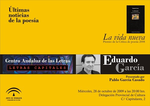 Eduardo García.
