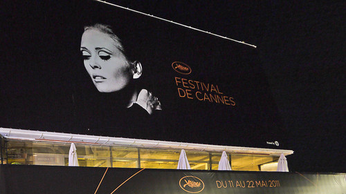 Affiche officielle du 64ème festival de Cannes