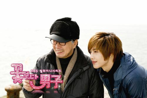 Kak Ji Hoo dan Kakek
