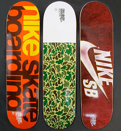 nikeboards