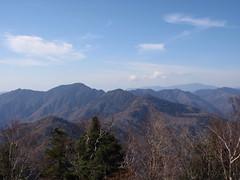 Hiking to Mt. Kumotori, Day 2