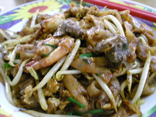 Lucky Cafe SP char kway teow