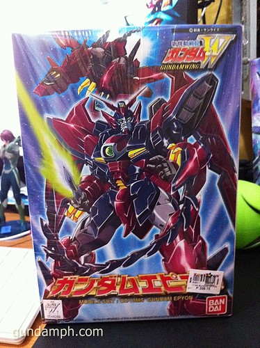 144 Epyon series 10  old school