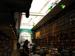 Awesome bookshop, Daunt Books, London