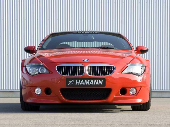 Hamann BMW m6 widebody Car 2006