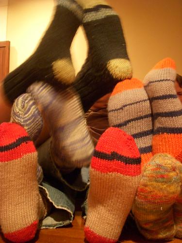 All-Sock Christmas