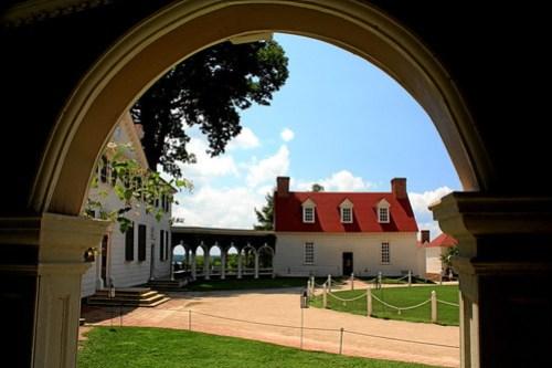 Mount Vernon Arch