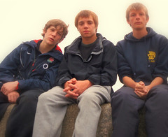 Sam, Danny & Rich