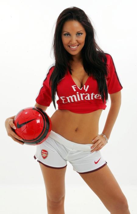 Image result for arsenal girl