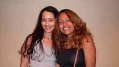 Belíssimas Francine e Jeniffer