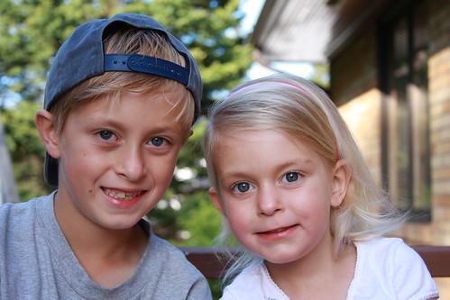 Sebastian & Sophia 2008